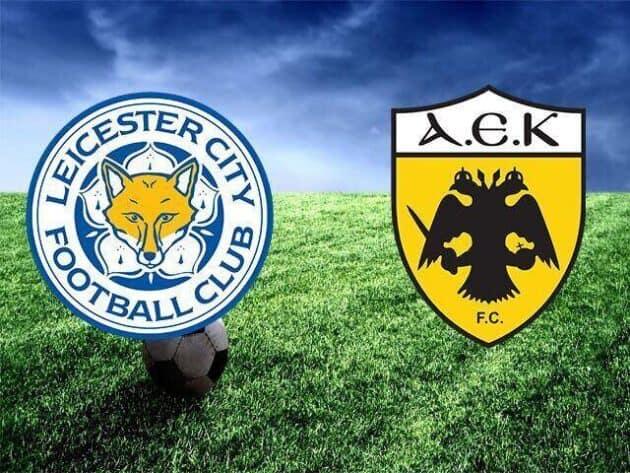 Soi kèo nhà cái bóng đá trận Leicester Cityvs AEK Athens 03:00 – 11/12/2020