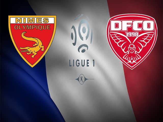 Soi kèo nhà cái bóng đá trận Nimes vs Dijon 01:00 – 24/12/2020