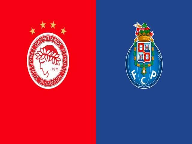 Soi kèo nhà cái bóng đá trận Olympiakos vs Porto 02:00 – 10/12/2020