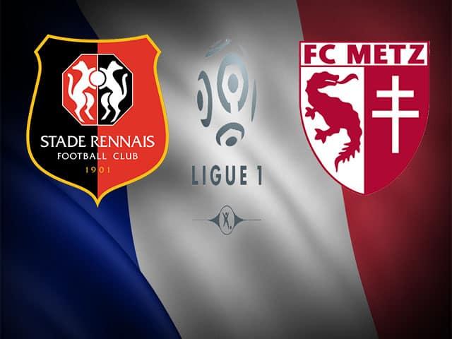 Soi kèo nhà cái bóng đá trận Rennes vs Metz 19:00 – 24/12/2020