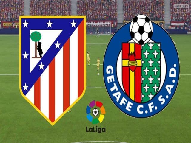 Soi kèo nhà cái bóng đá trận Atl. Madrid vs Getafe 01:15, 31/12/2020