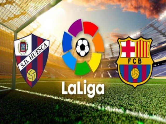 Soi kèo nhà cái bóng đá trận Huesca vs Barcelona 03:00 - 04/01/2021