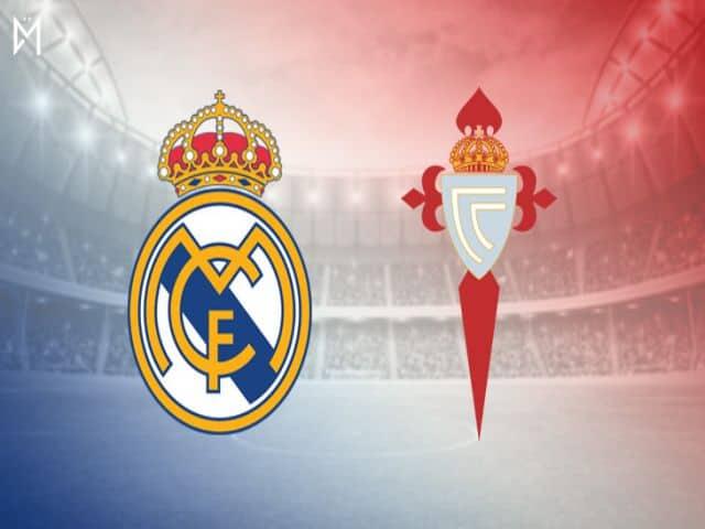 Soi kèo nhà cái bóng đá trận Real Madrid vs Celta Vigo 03:00 – 03/01/2021