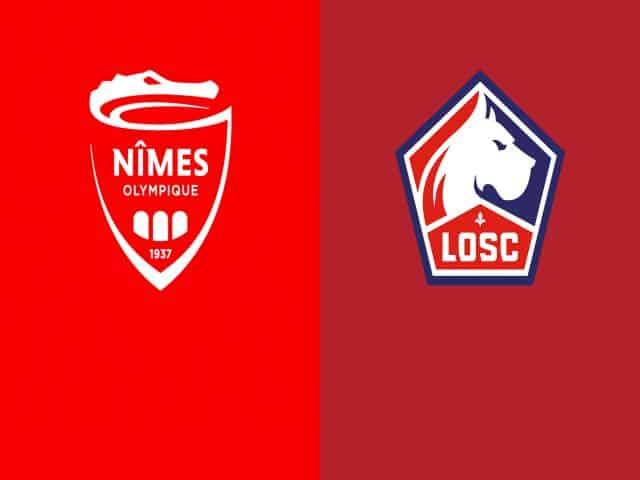 Soi kèo nhà cái bóng đá trận Nimes vs Lille 03:00 – 10/01/2021