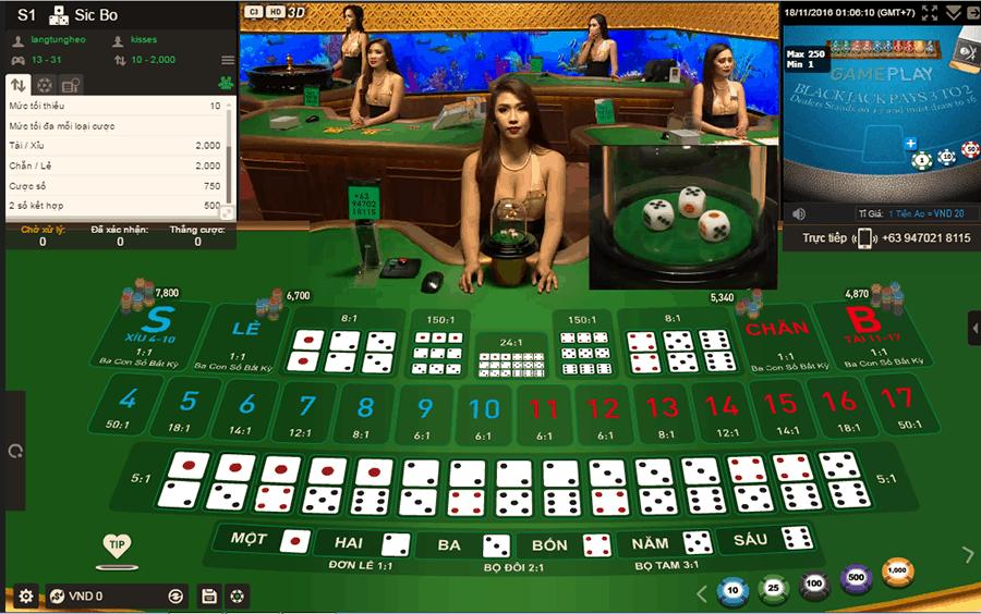 Những sai lầm trong trò Sicbo online khiến người chơi gặp rắc rối khi vướng phải