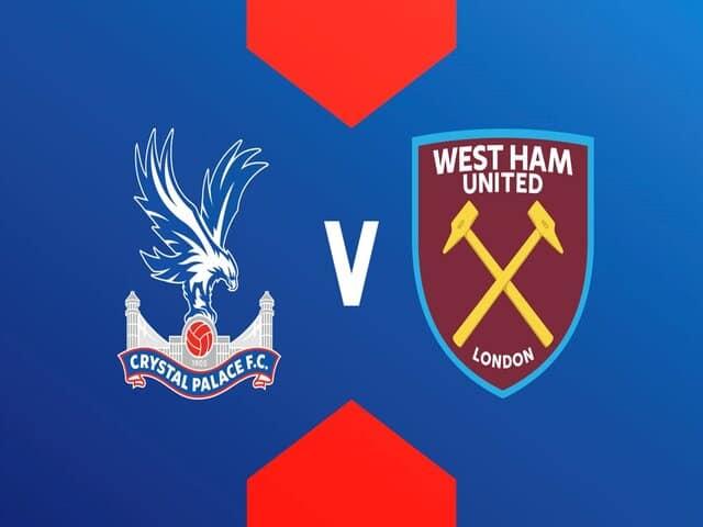 Soi kèo nhà cái bóng đá trận Crystal Palace vs West Ham 01:00 – 27/01/2021