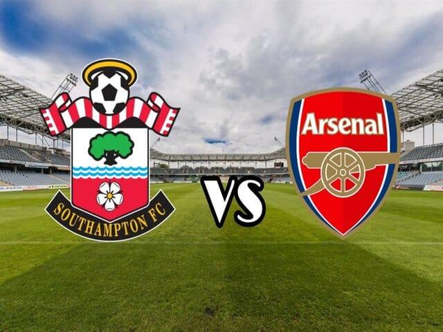 Soi kèo nhà cái bóng đá trận Southampton vs Arsenal 03:15 – 27/01/2021