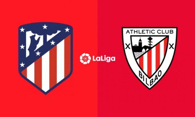 Soi kèo nhà cái bóng đá trận Atletico Madrid vs Athletic Bilbao 22:15- 09/01/2021