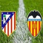 Soi kèo nhà cái bóng đá trận Atletico Madrid vs Valencia 03:00 - 25/01/2021