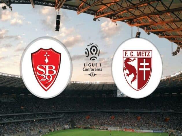 Soi kèo nhà cái bóng đá trận Brest vs Metz 21:00 – 31/01/2021