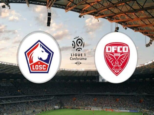 Soi kèo nhà cái bóng đá trận Lille vs Dijon 23:00 – 31/01/2021