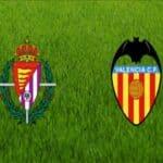 Soi kèo nhà cái bóng đá trận Valladolid vs Valencia 03:00 - 11/01/2021