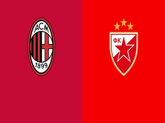 Soi kèo nhà cái bóng đá trận AC Milan vs FK Crvena Zvezda 03:00 – 26/02/2021