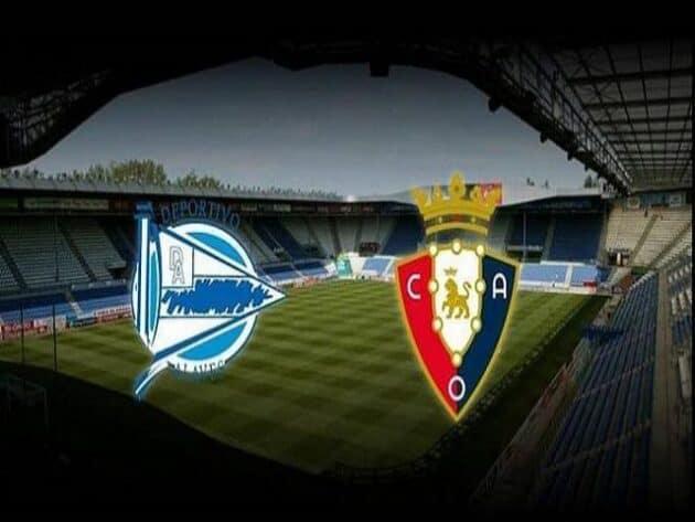 Soi kèo nhà cái bóng đá trận Alaves vs Osasuna 00:30 - 28/02/2021