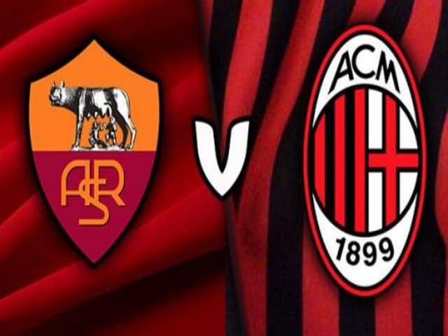 Soi kèo nhà cái bóng đá trận AS Roma vs AC Milan 02:45 – 01/03/2021