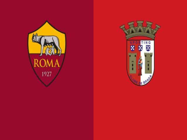 Soi kèo nhà cái bóng đá trận AS Roma vs Sporting Braga 03:00 – 26/02/2021