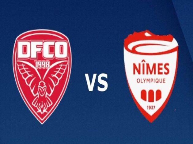 Soi kèo nhà cái bóng đá trận Dijon vs Nimes 21:00 – 14/02/2021