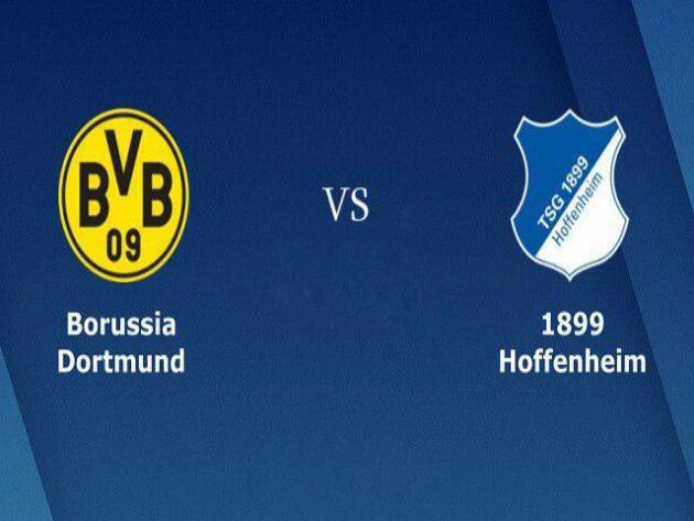 Soi kèo nhà cái bóng đá trận Dortmund vs Hoffenheim 21:30 - 13/02/2021