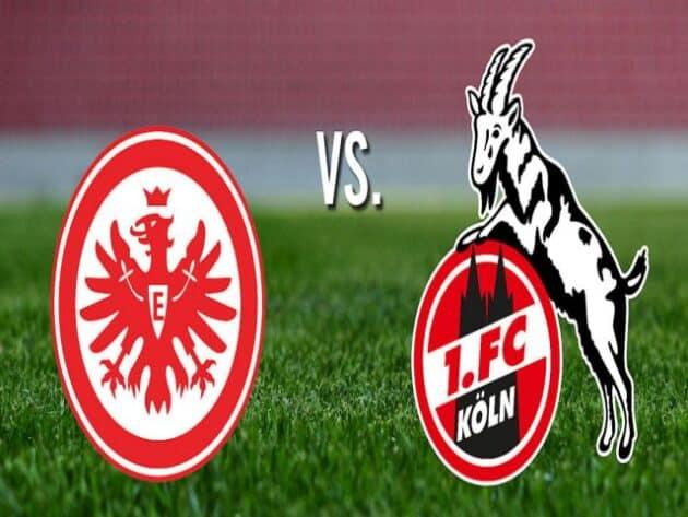Soi kèo nhà cái bóng đá trận Eintracht Frankfurt vs FC Koln 21:30 – 14/02/2021