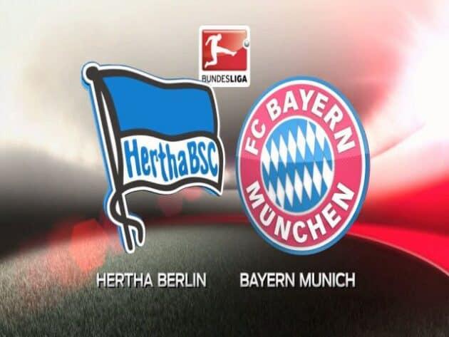 Soi kèo nhà cái bóng đá trận Hertha Berlin vs Bayern Munich 02:30 – 06/02/2021