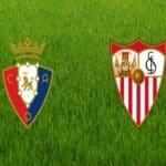 Soi kèo nhà cái bóng đá trận Osasuna vs Sevilla 03:00 - 23/02/2021