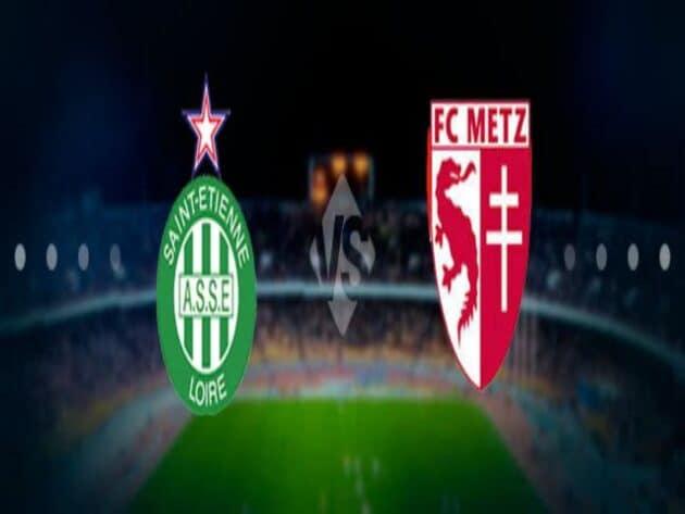 Soi kèo nhà cái bóng đá trận St Etienne vs Metz 21:00 – 07/02/2021