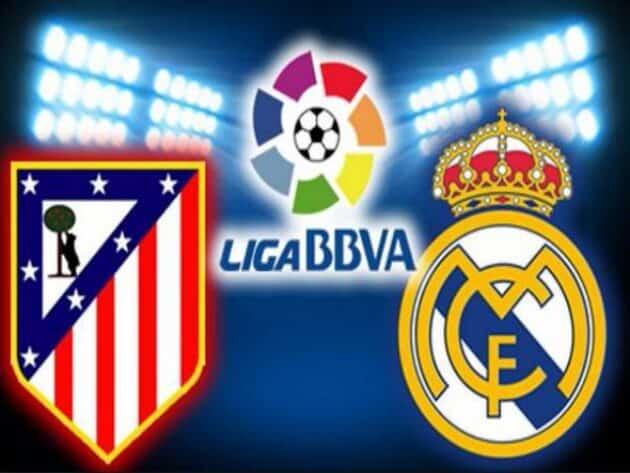 Soi kèo nhà cái bóng đá trận Atletico Madrid vs Real Madrid 22:15 - 07/03/2021