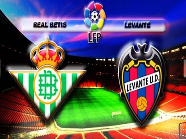 Soi kèo nhà cái bóng đá trận Real Betis vs Levante 03:00 – 20/03/2021