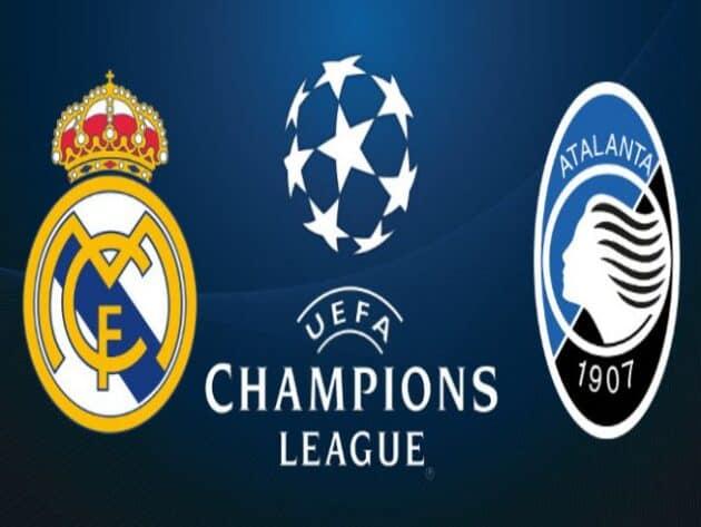 Soi kèo nhà cái bóng đá trận Real Madrid vs Atalanta 03:00 – 17/03/2021