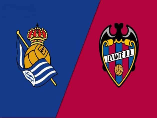 Soi kèo nhà cái bóng đá trận Real Sociedad vs Levante 00:30 - 08/03/2021