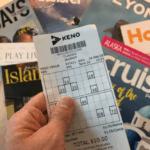 Những vấn đề về đặt cược trong trò chơi Keno online