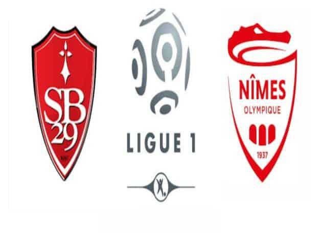 Soi kèo nhà cái bóng đá trận Brest vs Nimes 20:00 – 11/04/2021