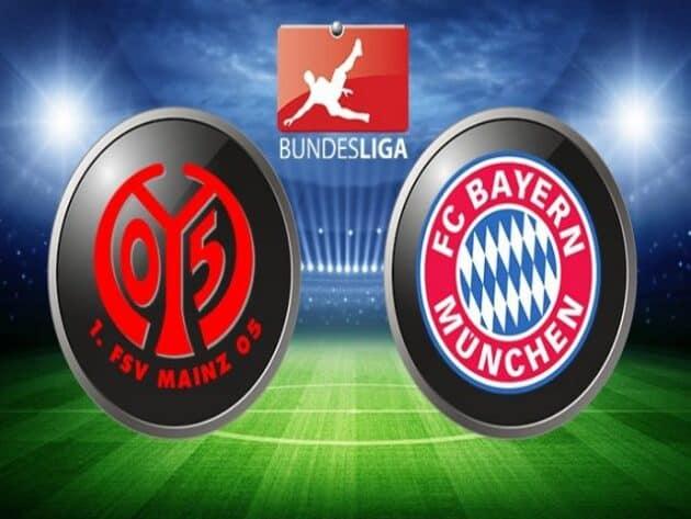 Soi kèo nhà cái bóng đá trận Mainz vs Bayern Munich 20:30 – 24/04/2021