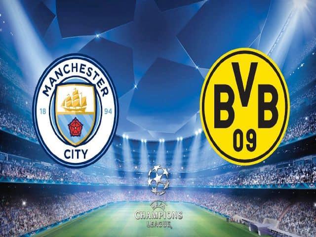 Soi kèo nhà cái bóng đá trận Man City vs Dortmund 02:00 – 07/04/2021