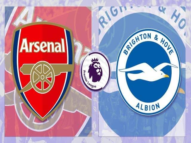 Soi kèo nhà cái bóng đá trận Arsenal vs Brighton 22:00 – 23/05/2021