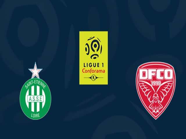 Soi kèo nhà cái bóng đá trận St Etienne vs Dijon 02:00 – 24/05/2021