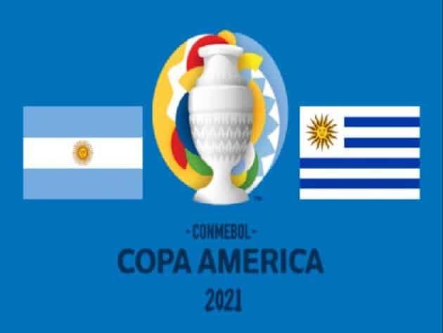 Soi kèo nhà cái bóng đá trận Argentina vs Uruguay 07:00 – 19/06/2021