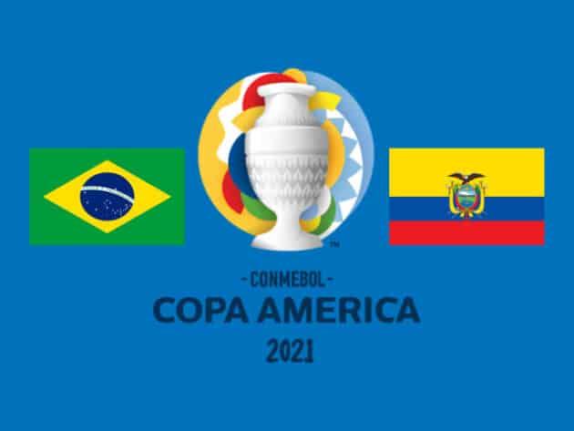 Soi kèo nhà cái bóng đá trận Brazil vs Ecuador 04:00 – 28/06/2021
