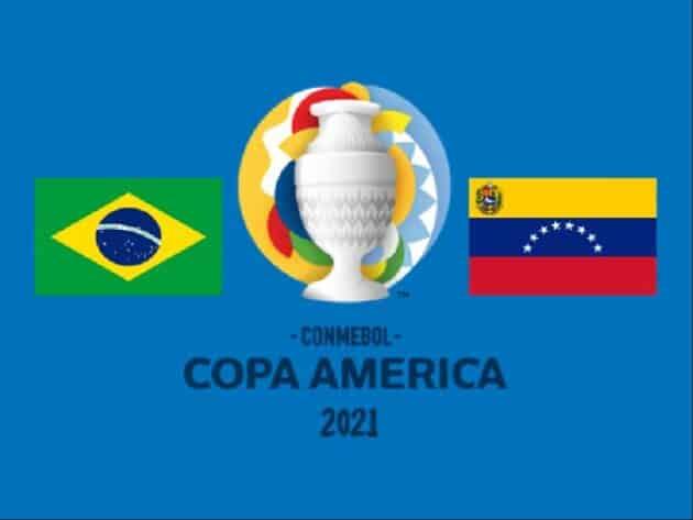Soi kèo nhà cái bóng đá trận Brazil vs Venezuela 04:00 – 14/06/2021