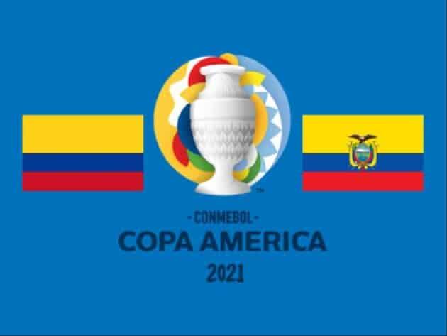 Soi kèo nhà cái bóng đá trận Colombia vs Ecuador 07:00 – 14/06/2021