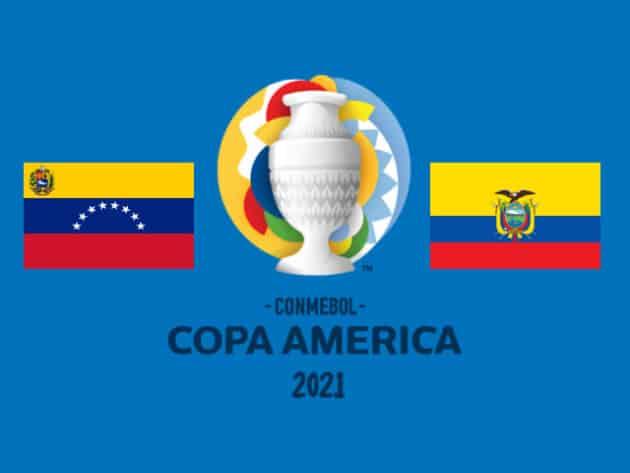 Soi kèo nhà cái bóng đá trận Venezuela vs Ecuador 04:00 – 21/06/2021