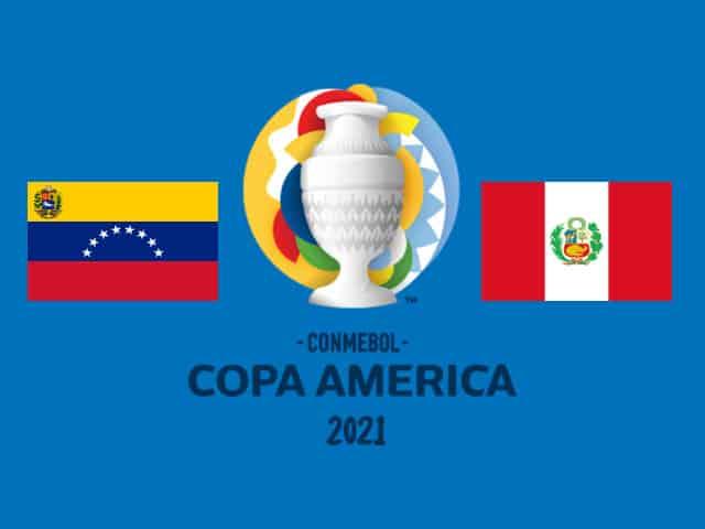 Soi kèo nhà cái bóng đá trận Venezuela vs Peru 04:00 – 28/06/2021
