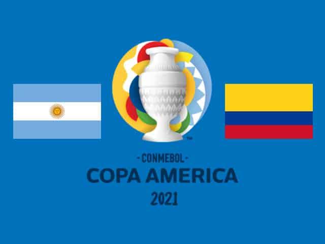 Soi kèo nhà cái bóng đá trận Argentina vs Colombia 08:00 – 07/07/2021