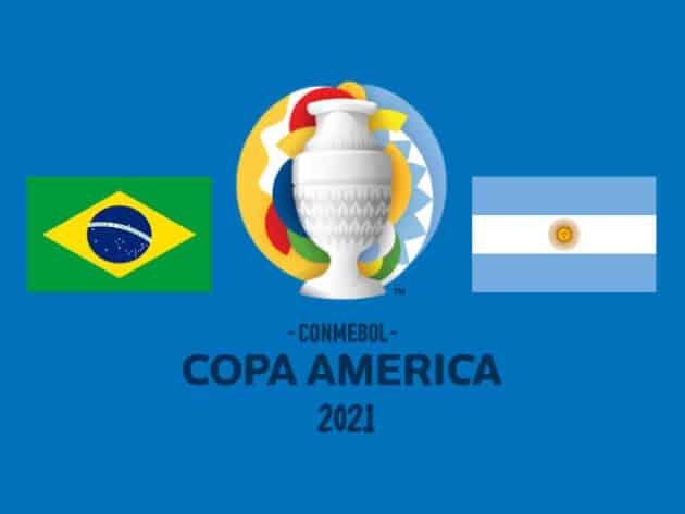 Soi kèo nhà cái bóng đá trận Brazil vs Argentina 07:00 – 11/07/2021