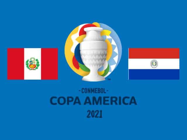 Soi kèo nhà cái bóng đá trận Peru vs Paraguay 04:00 – 03/07/2021