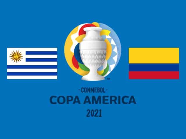 Soi kèo nhà cái bóng đá trận Uruguay vs Colombia 05:00 – 04/07/2021