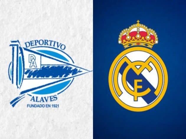 Soi kèo nhà cái bóng đá trận Alaves vs Real Madrid 03:00 – 15/8/2021