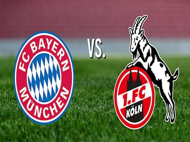 Soi kèo nhà cái bóng đá trận Bayern Munich vs FC Koln 22:30 – 22/08/2021
