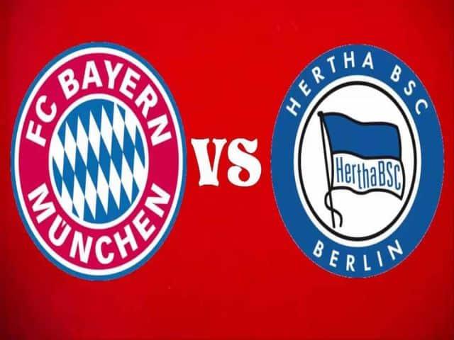Soi kèo nhà cái bóng đá trận Bayern Munich vs Hertha Berlin 23:30 – 28/08/2021