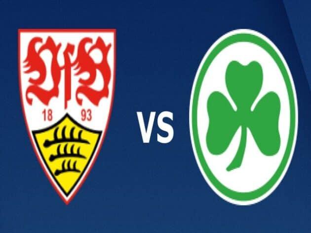 Soi kèo nhà cái bóng đá trận Stuttgart vs Greuther Furth 20:30 – 14/8/2021